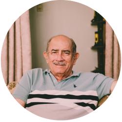 Константин Сергеевич, пенсионер